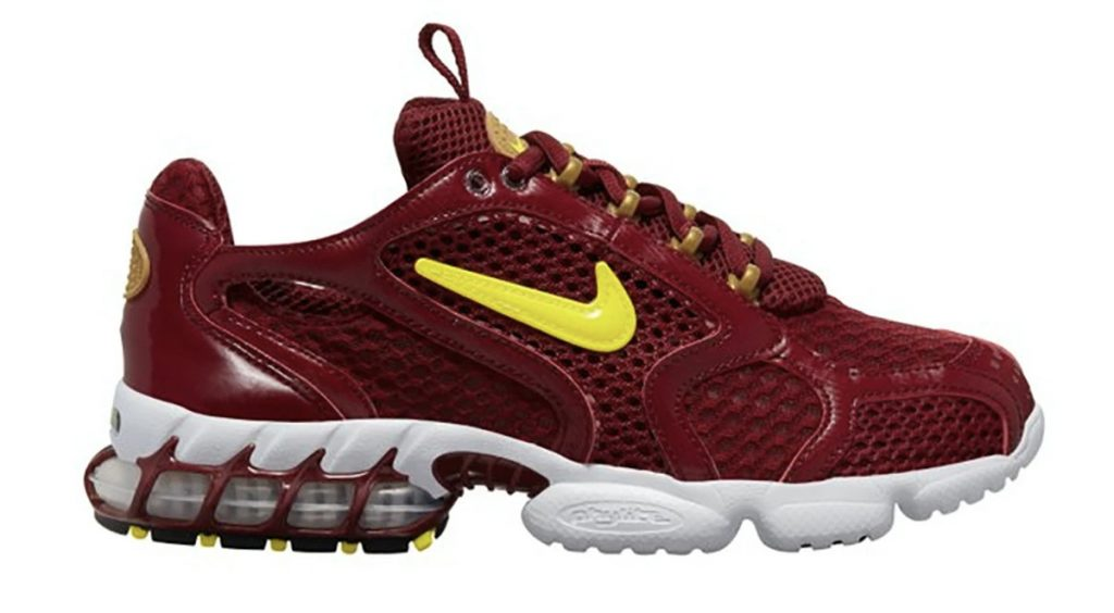 Nike Zoom Spiridon Caged 2 red volt