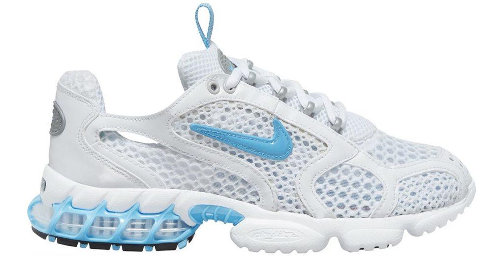 Nike Zoom Spiridon Caged 2 white blue