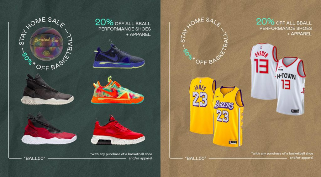 Poster Limited Edt Basketball Promotion2