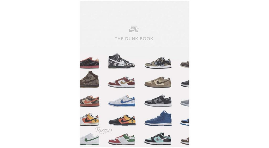 Sneaker Books Dunk Book