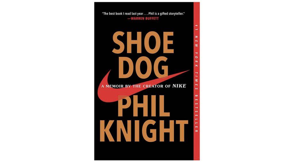 Sneaker Books Shoe Dog