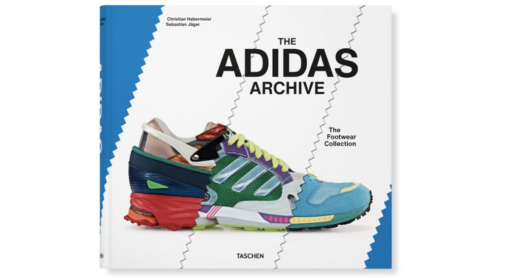 Sneaker Books The adidas Archive. The Footwear Collection