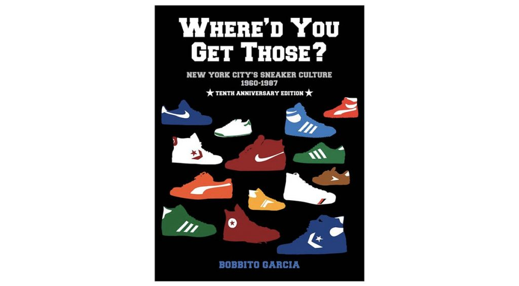Sneaker Books Where'd you get those