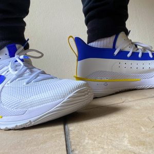 "Under Armour Curry 7 ""Dub Nation 2"" feature"