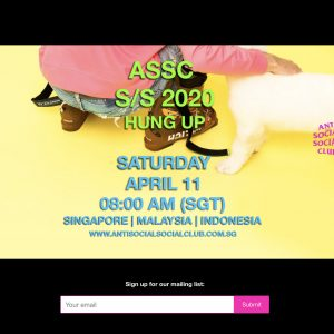 ASSC Singapore Malaysia Indonesia Online from April 11
