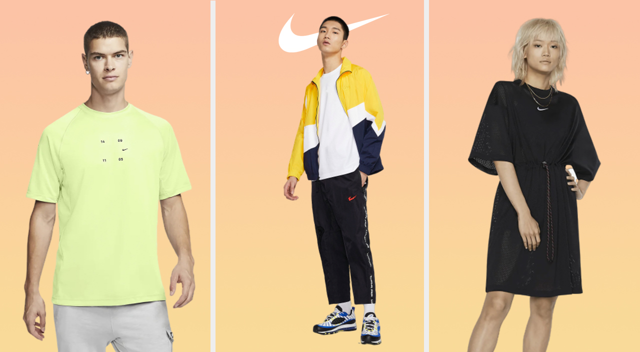 nike sale 2020 keep moving bundle promotion