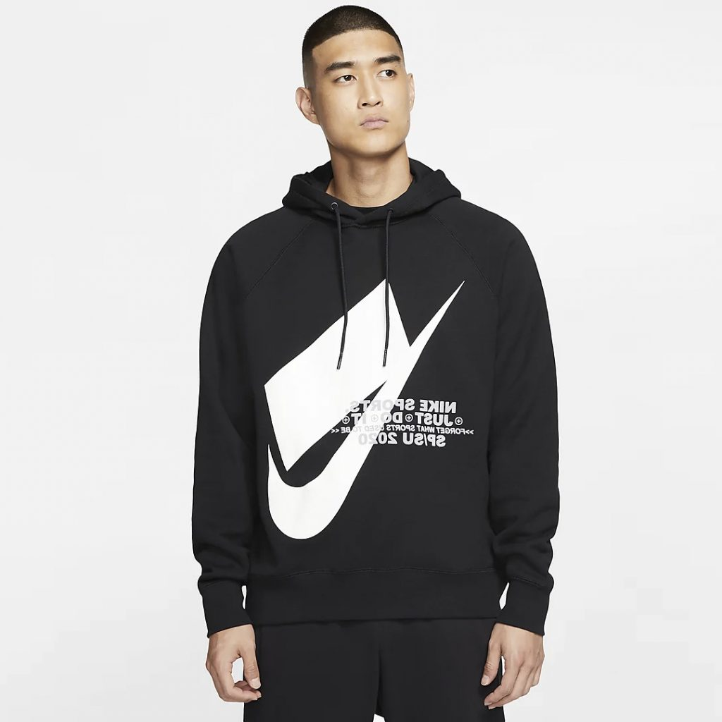 nike sale 2020 keep moving mens Nike Sportswear Pullover Hoodie