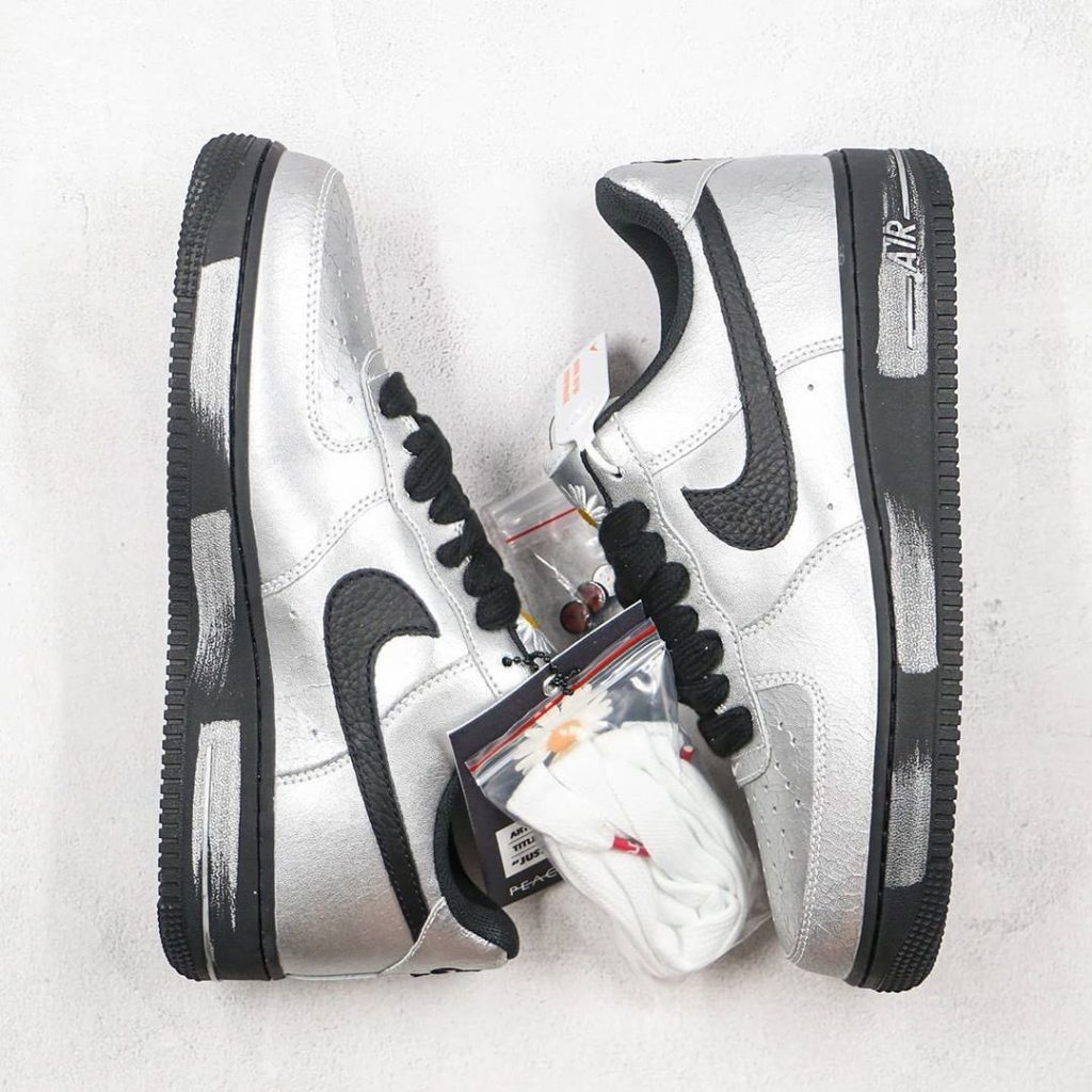 New G-Dragon x Nike Air Force 1 New leaks