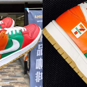 7-11 x Nike SB Dunk feature
