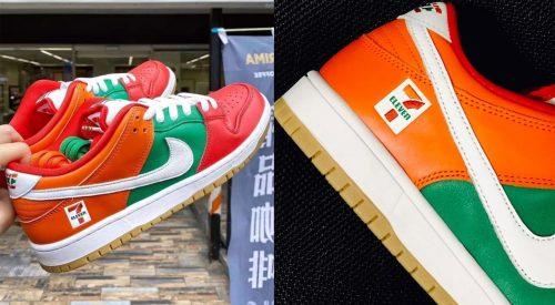 7-11 x Nike SB Dunk feature