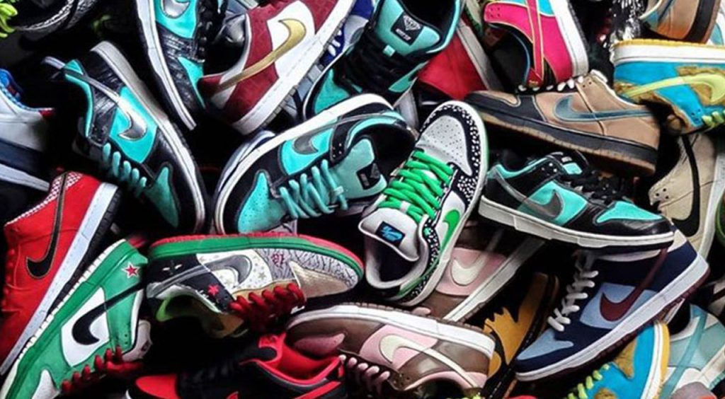 History of the Nike Dunk feature sneaker freaker