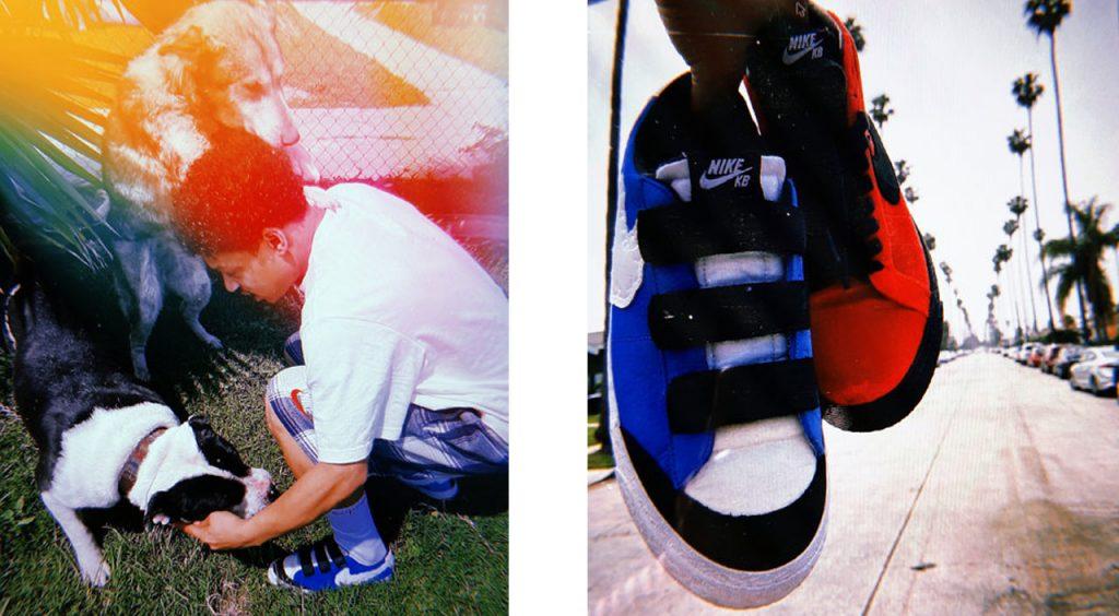 Kevin Bradley x Nike SB feature