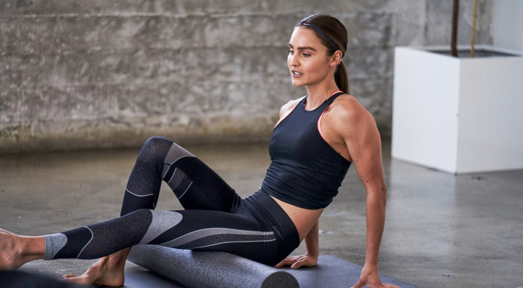 Mother's Day workout Yoga