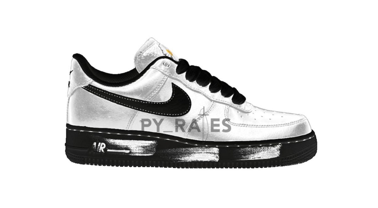 New G-Dragon x Nike Air Force 1 feature