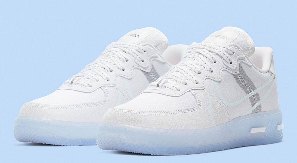 Nike Air Force 1 React QS lateral