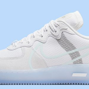 Nike Air Force 1 React QS side view