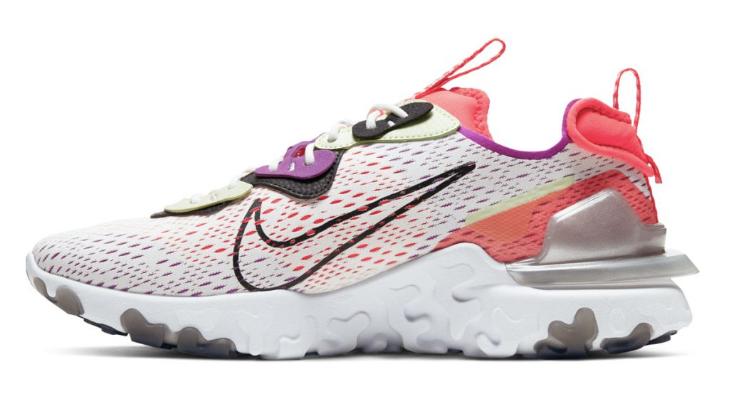 Nike React Vision side view