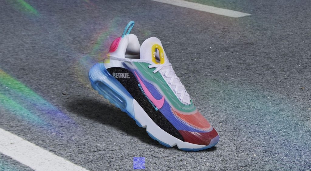 Nike and Converse Pride collection Nike Air Max 2090