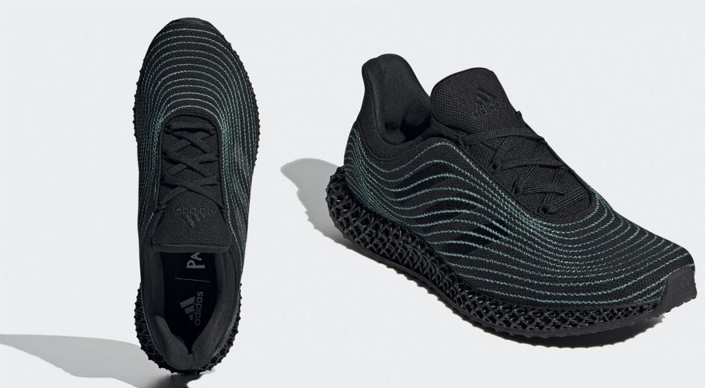 Parley x Adidas Ultra 4D Uncaged two