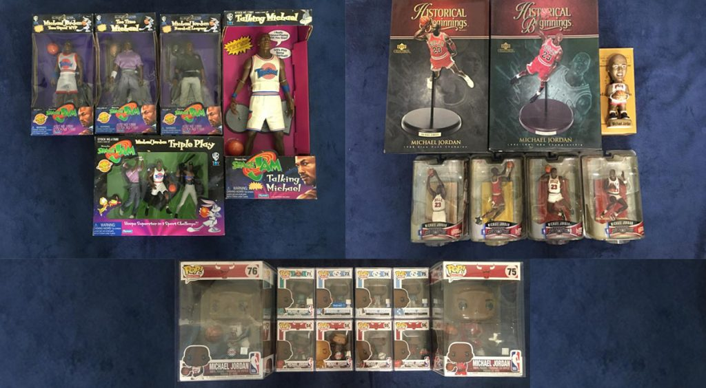 Straat Your Stuff Mike Neo Jordan Toy Figurines