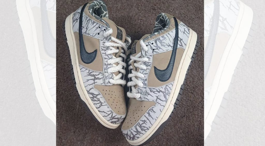 Travis Scott x Nike SB Dunk Low feature