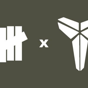Undefeated x Nike Kobe 4 Protro logos 2