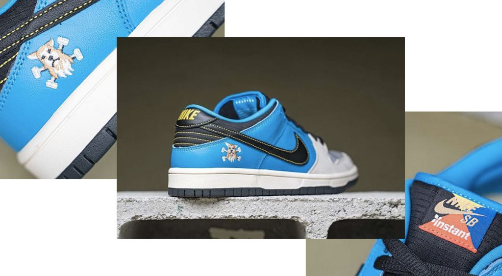 Nike Dunks Releases Instant Skateboards x Nike SB Dunk Low