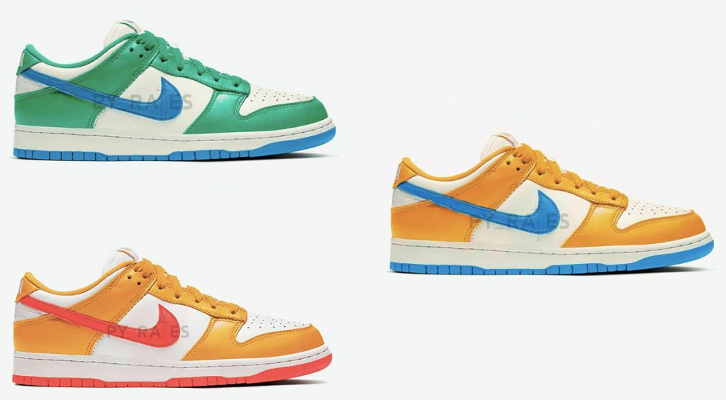 Upcoming Nike Dunks Releases Kasina x Nike Dunk Low