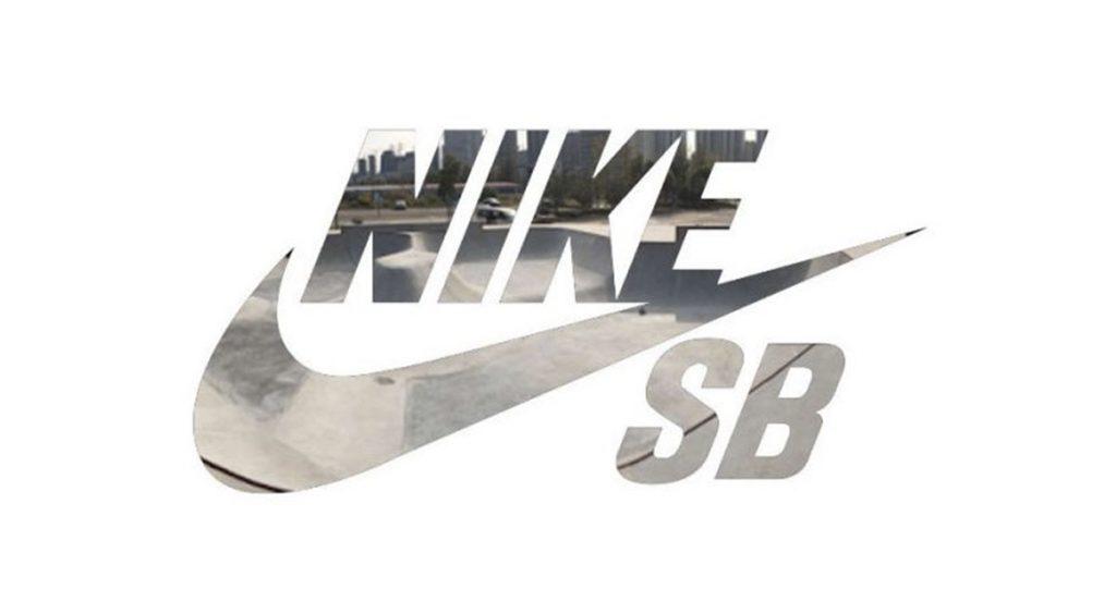 Upcoming Nike Dunks Nike SB Logo skatepark 2