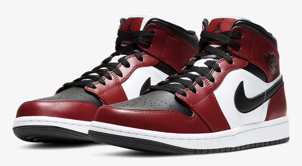 "Yeezy 500 High ""Tyrian"" Air Jordan 1 Gym Red"