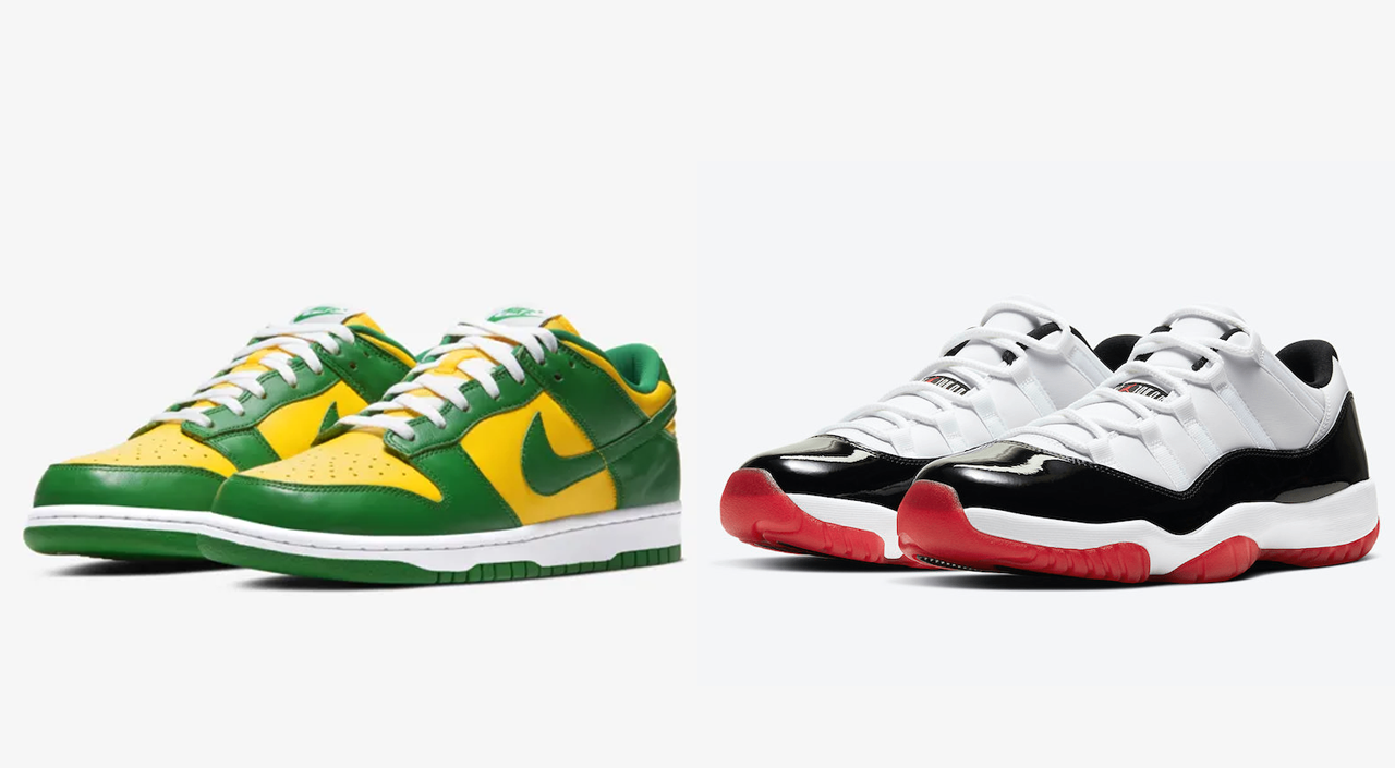 The Nike Dunk Low Brazil Leads The Way In This Week S Hottest Drops
