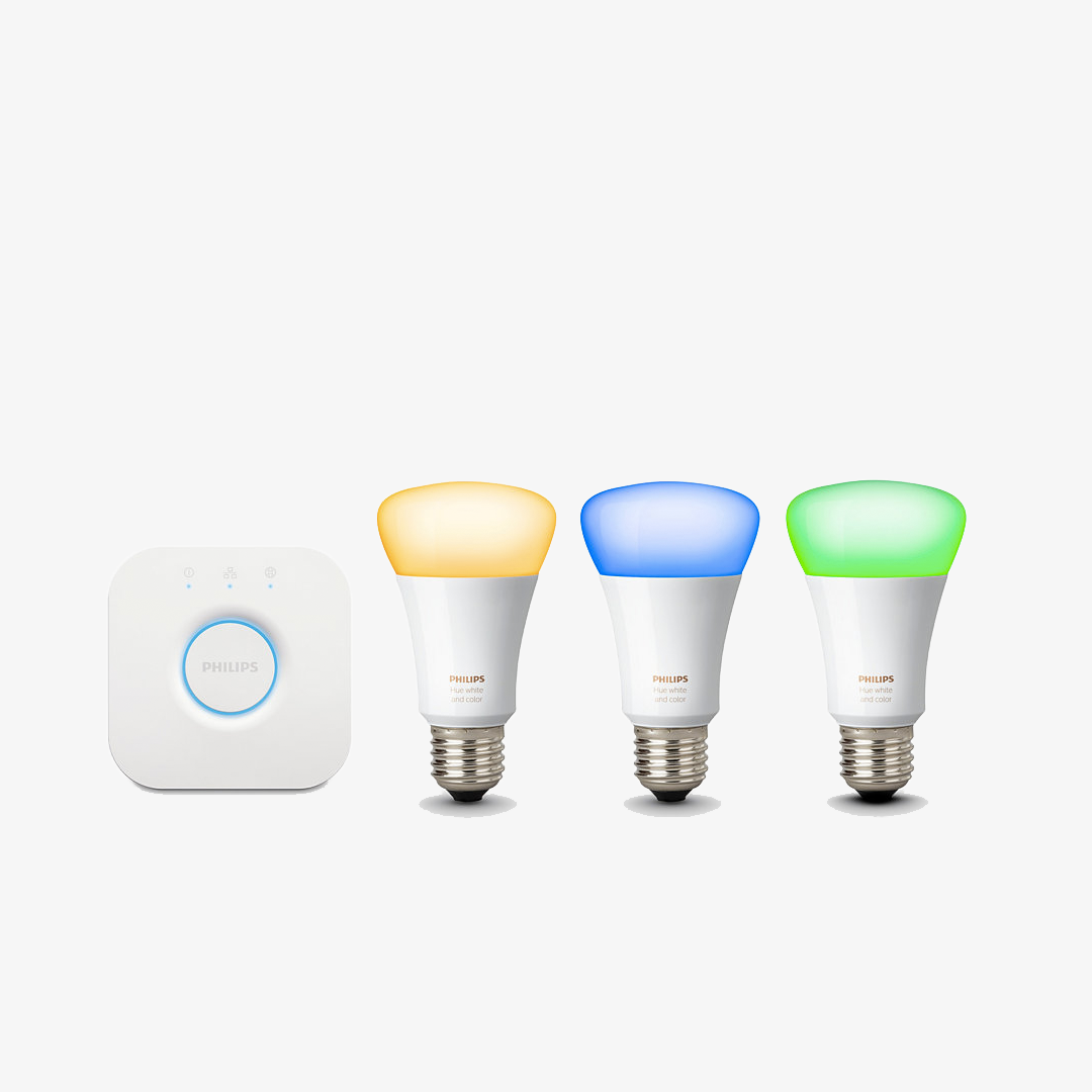 philips hue starter kit Smart bulbs singapore smart home devices set up covid-19 home work
