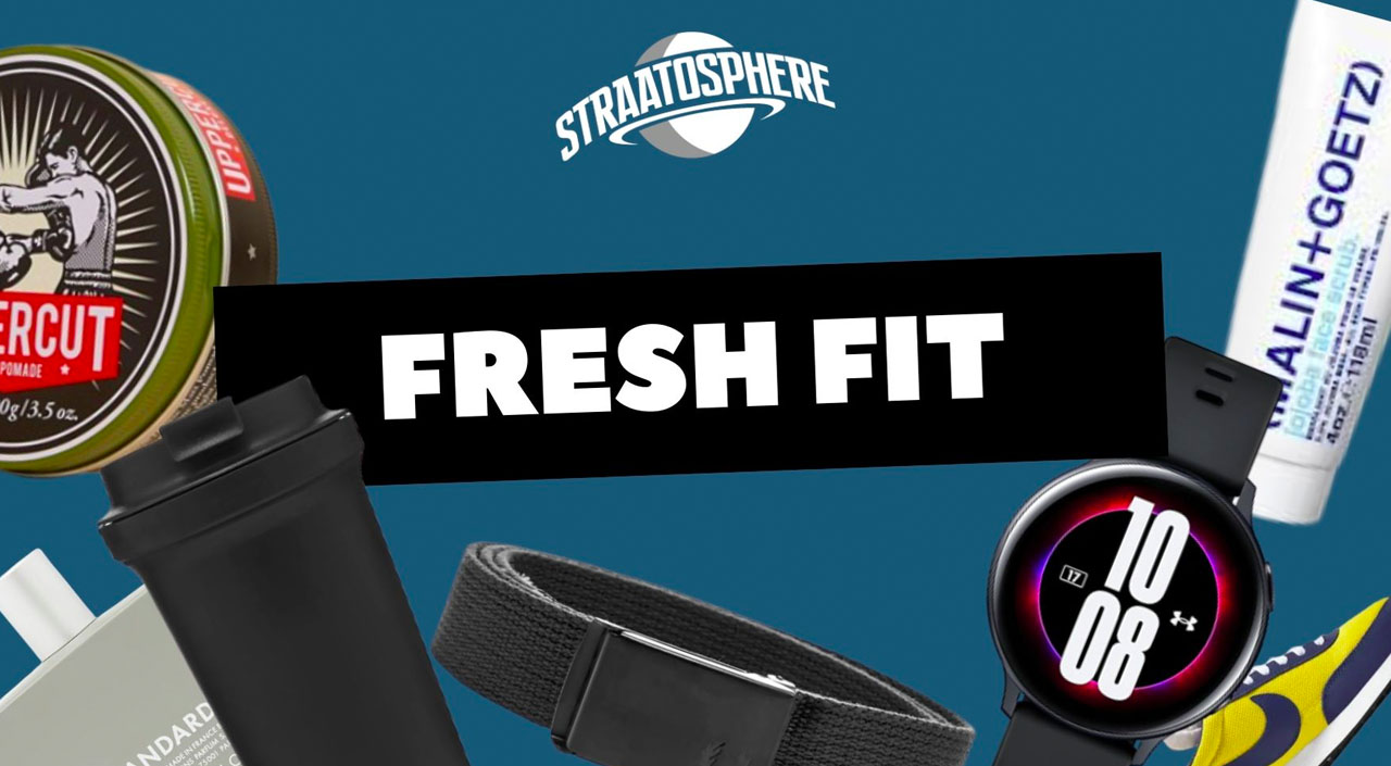 Father's Day Gift Guide 2020 Fresh Fit 2