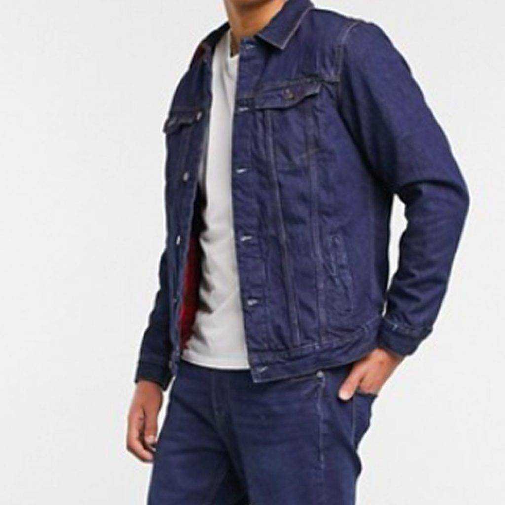 Father's Day Gift Guide 2020 asos denim jacket