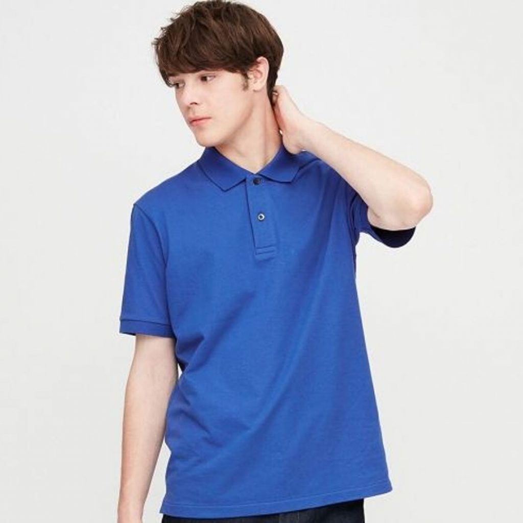Father's Day Gift Guide 2020 uniqlo polo tee