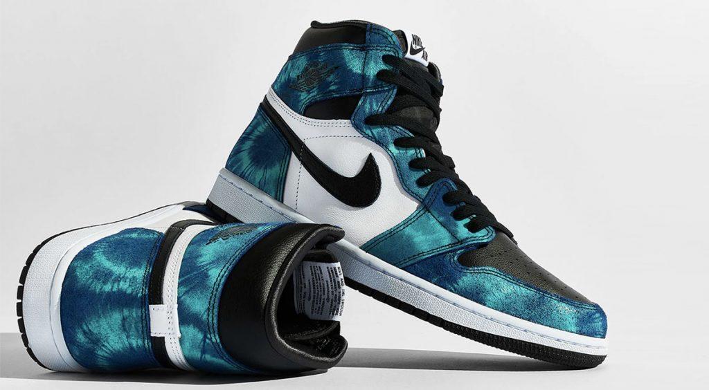 Footwear drops Air Jordan 5 Top 3 Air Jordan 1 Tie Dye