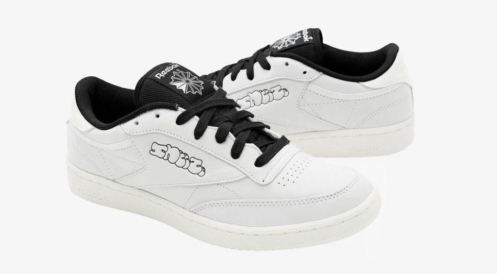 Footwear drops Air Jordan 5 Top 3 Sneeze x Reebok Club C