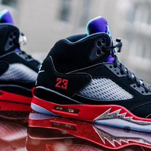 Footwear drops Air Jordan 5 Top 3 feature