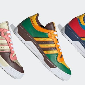 Human Made x Adidas Rivalry Low feature