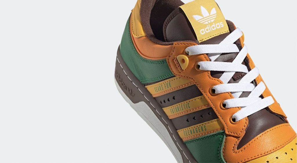 Human Made x Adidas Rivalry Low header