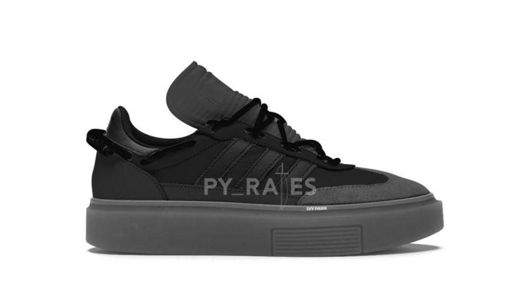 Ivy Park x Adidas sleek super 72