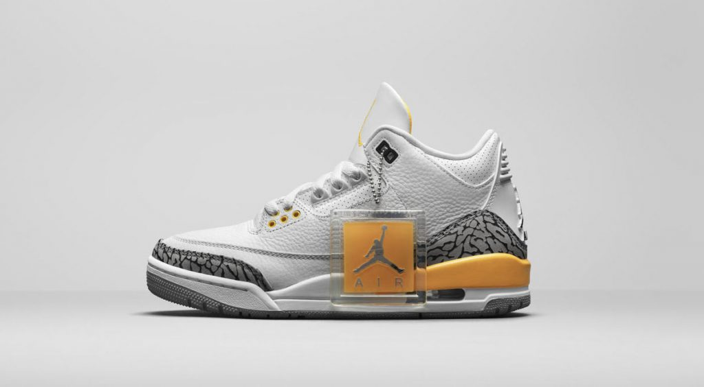 """Jordan Brand Fall 2020 Air Jordan 3 Retro """"Laser Orange"""""""
