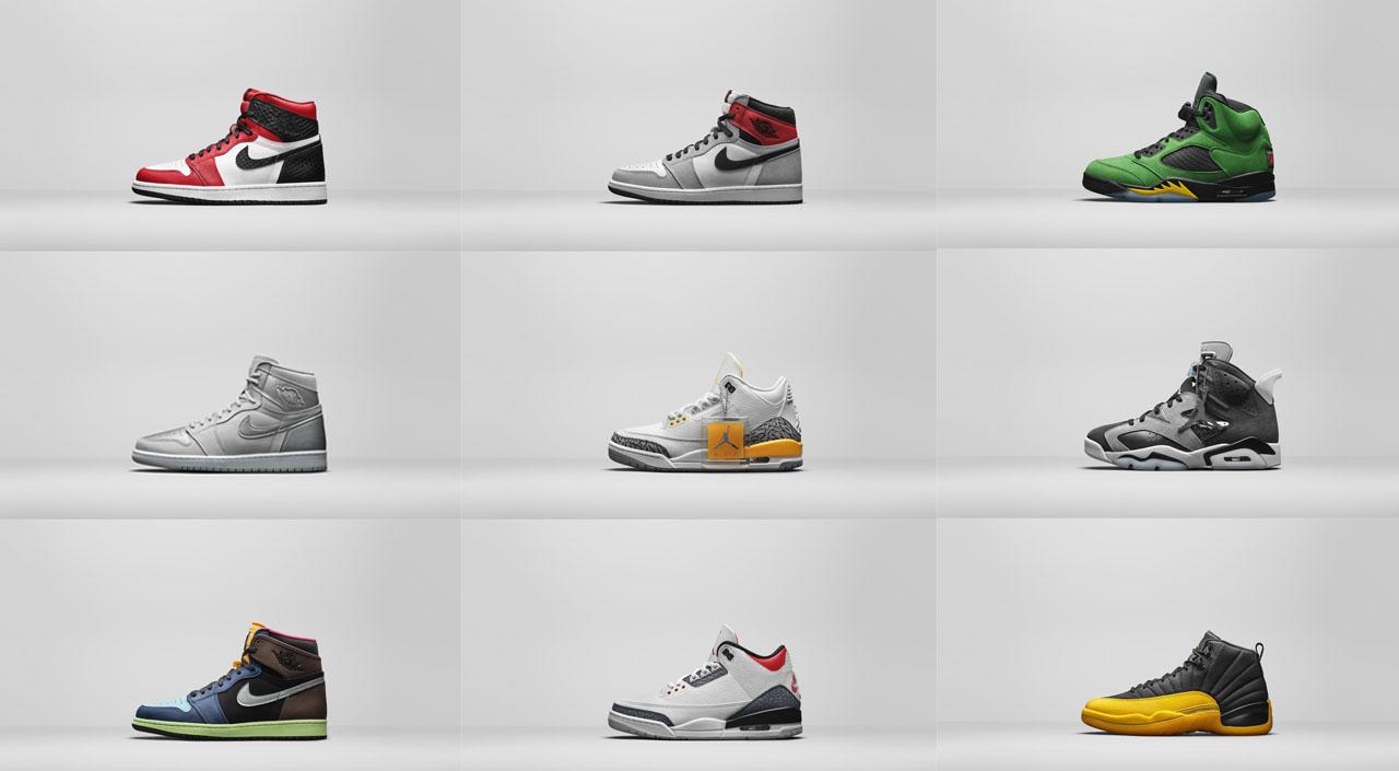 Jordan Brand Fall 2020 feature