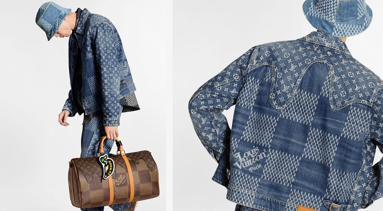 Nigo x Louis Vuitton feature