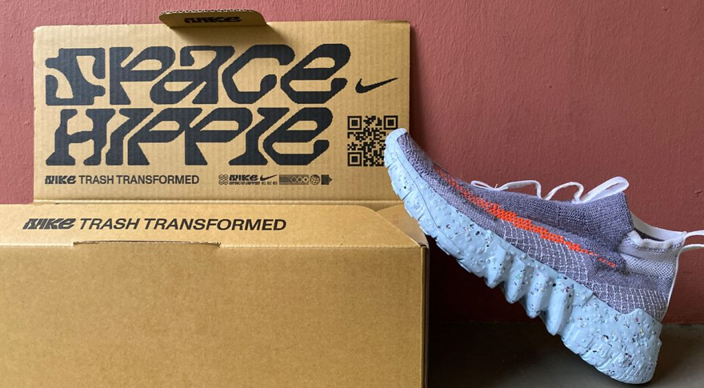 Nike Space Hippie 02 with box