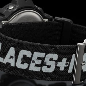 Places + Faces x G-Shock strap