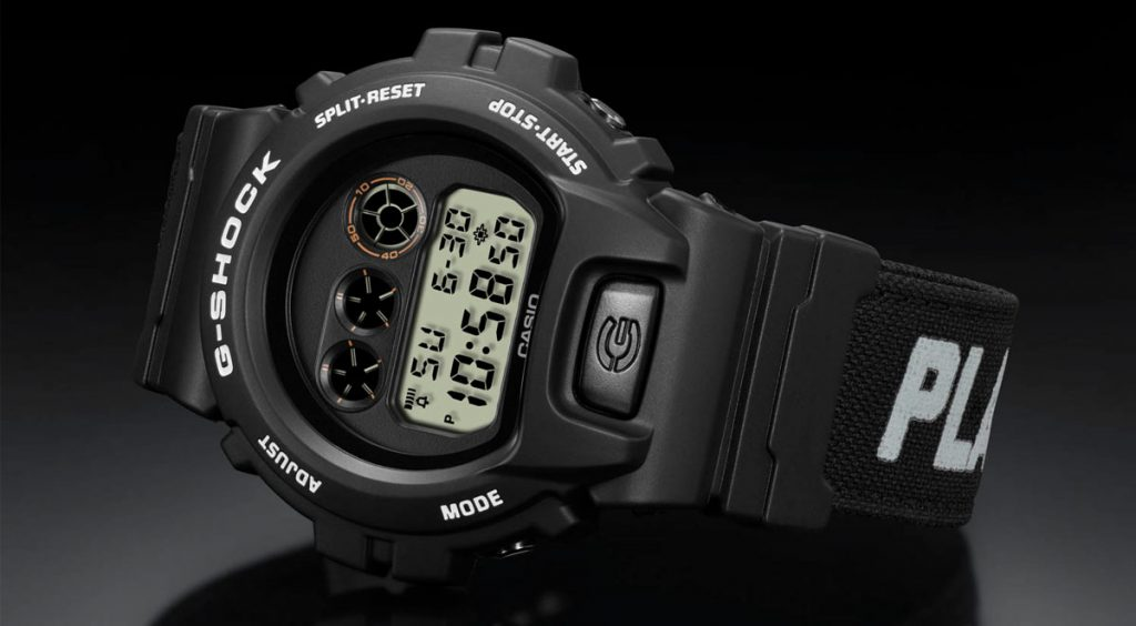 Places + Faces x G-Shock watch face