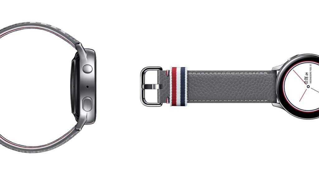 Samsung Galaxy Z Flip Thom Browne Galaxy Watch Smart Active 2