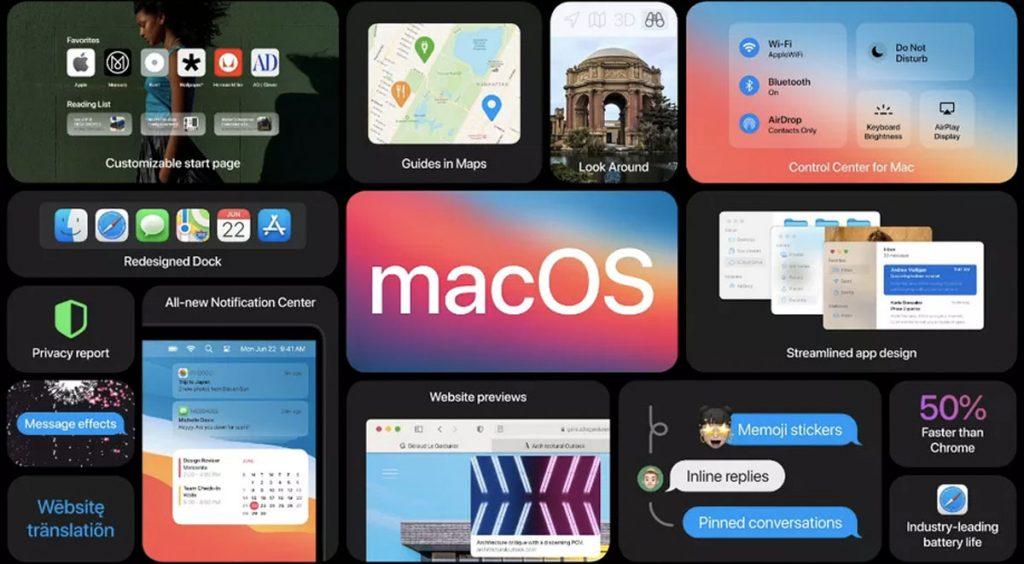 WWDC 2020 macOS