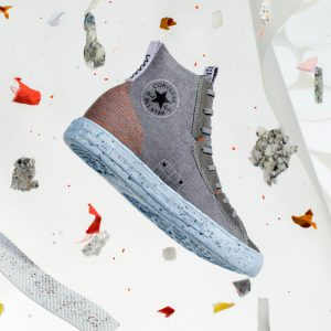 Chuck Taylor All Star Crater Space Hippie colorway feature